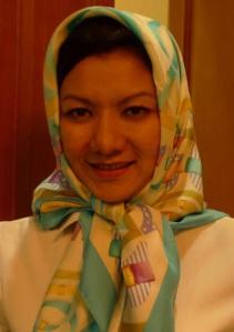 Rita Widyasari: (JP/Prodita Sabarini)