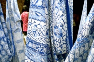 On the world stage: The United Nations Educational, Scientific and Cultural Organization (UNESCO) has named Indonesia's handmade batik as world heritage.