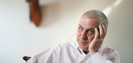 Errol Morris (Dina Rudick/The Boston Globe/Getty Images)